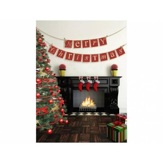 Baner Merry Christmas