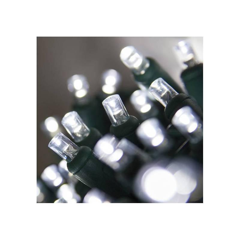 Lampki choinkowe LED białe zimne