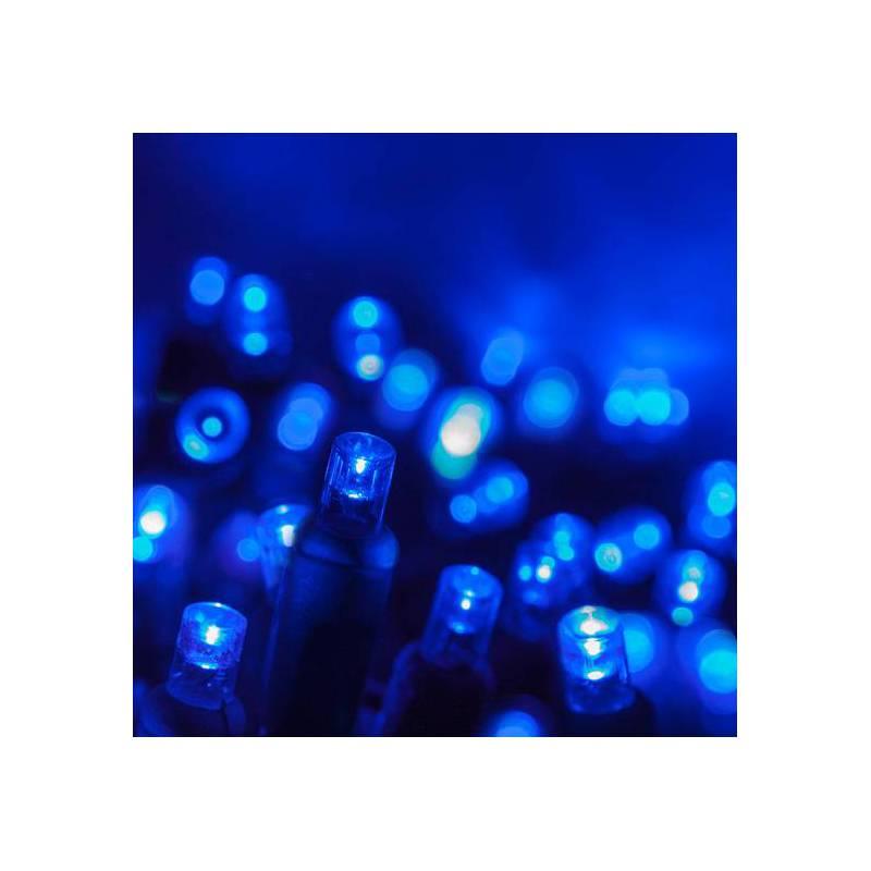 Lampki choinkowe LED niebieskie