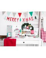 Papilotki Merry Xmas