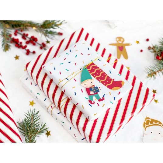 Zawieszki do prezentów Święta