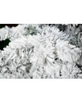 [WYSYŁKA 24H] Choinka ze sztucznym śniegiem 180 cm
